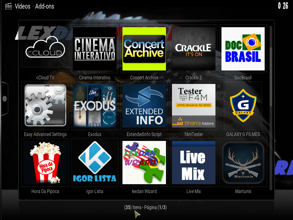 Super Build Kodi